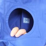 空調服の取扱いについて~着用前のセッティング